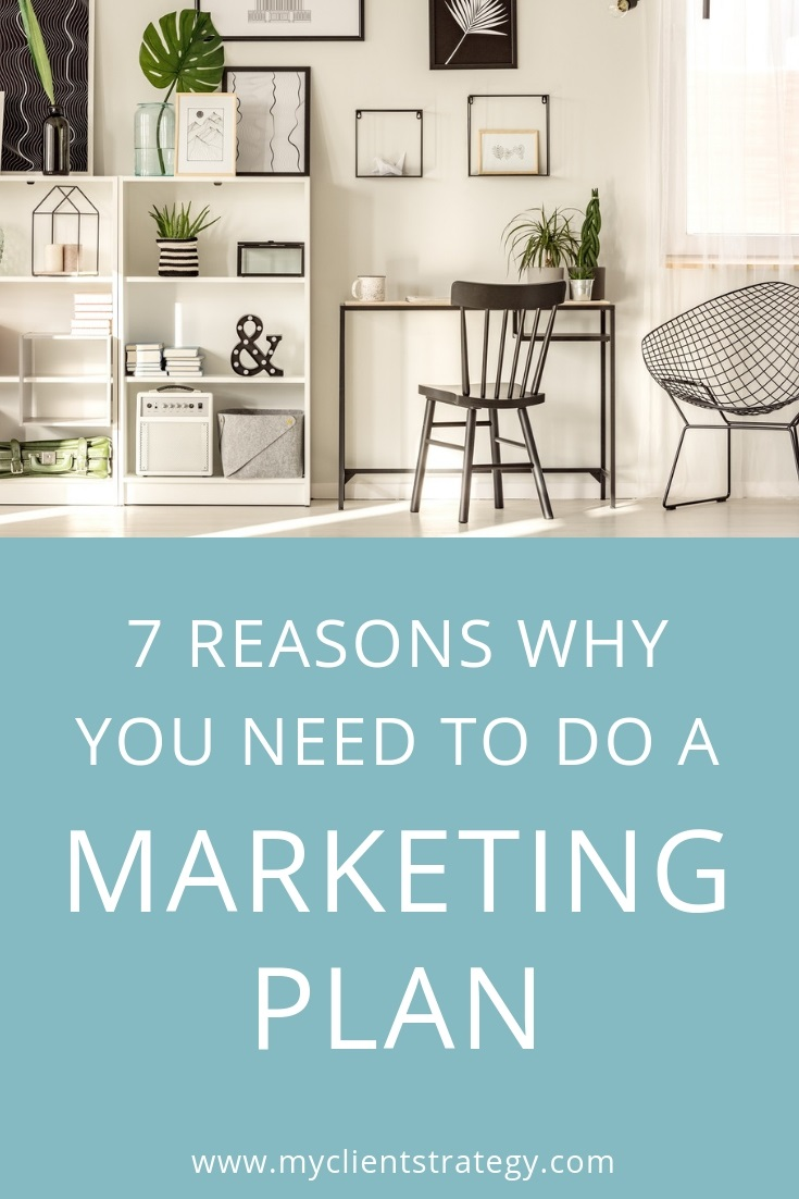 why do a marketing plan
