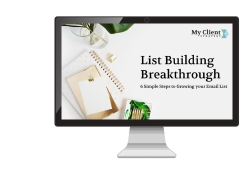 List Building Breakthrough