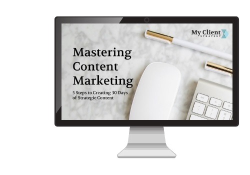 Mastering Content Marketing