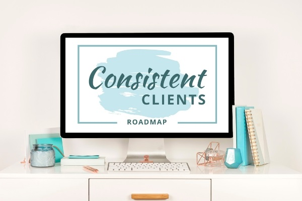 consistent clients roadmap group coaching