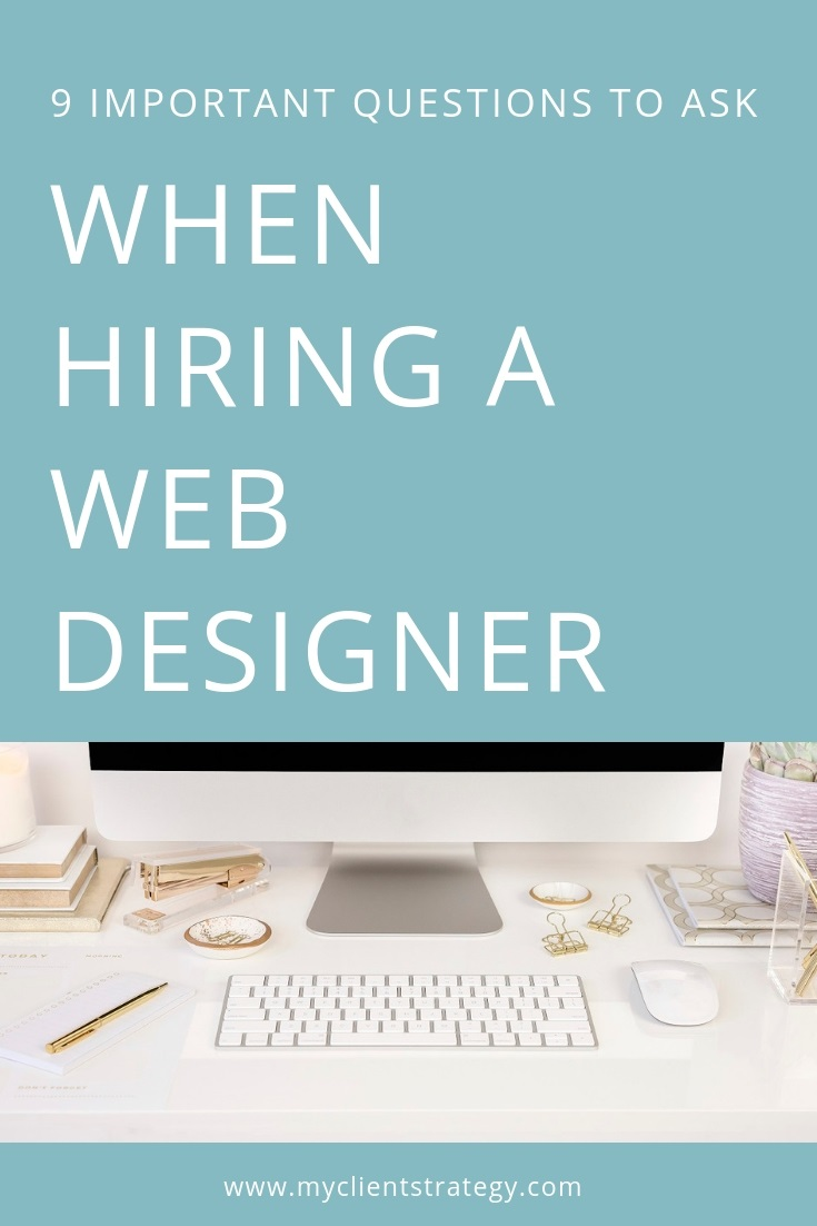 web designer questions to ask before hiring