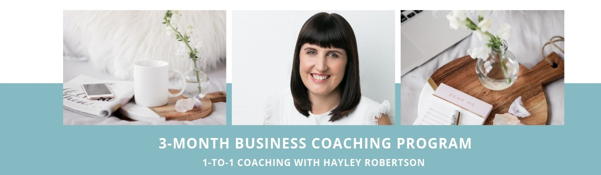 Business Coaching Program