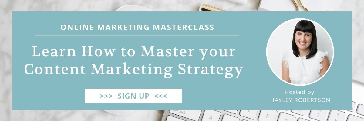 How to master your content marketing strategy