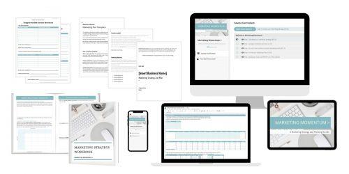 Marketing Momentum Planning Bundle