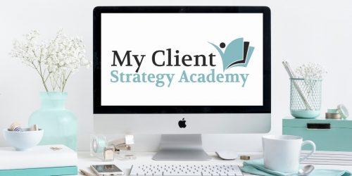 Marketing Membership My Client Strategy Academy