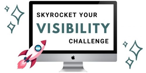 Free Skyrocket Your Visibility Challenge