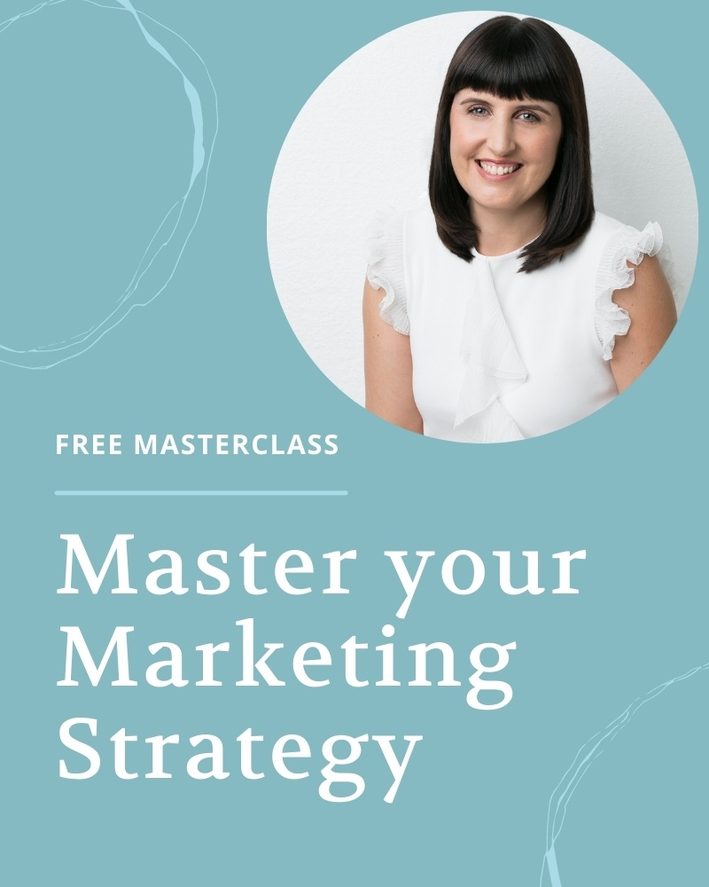 Free Masterclass_Master your Marketing Strategy without the complexity and overwhelm