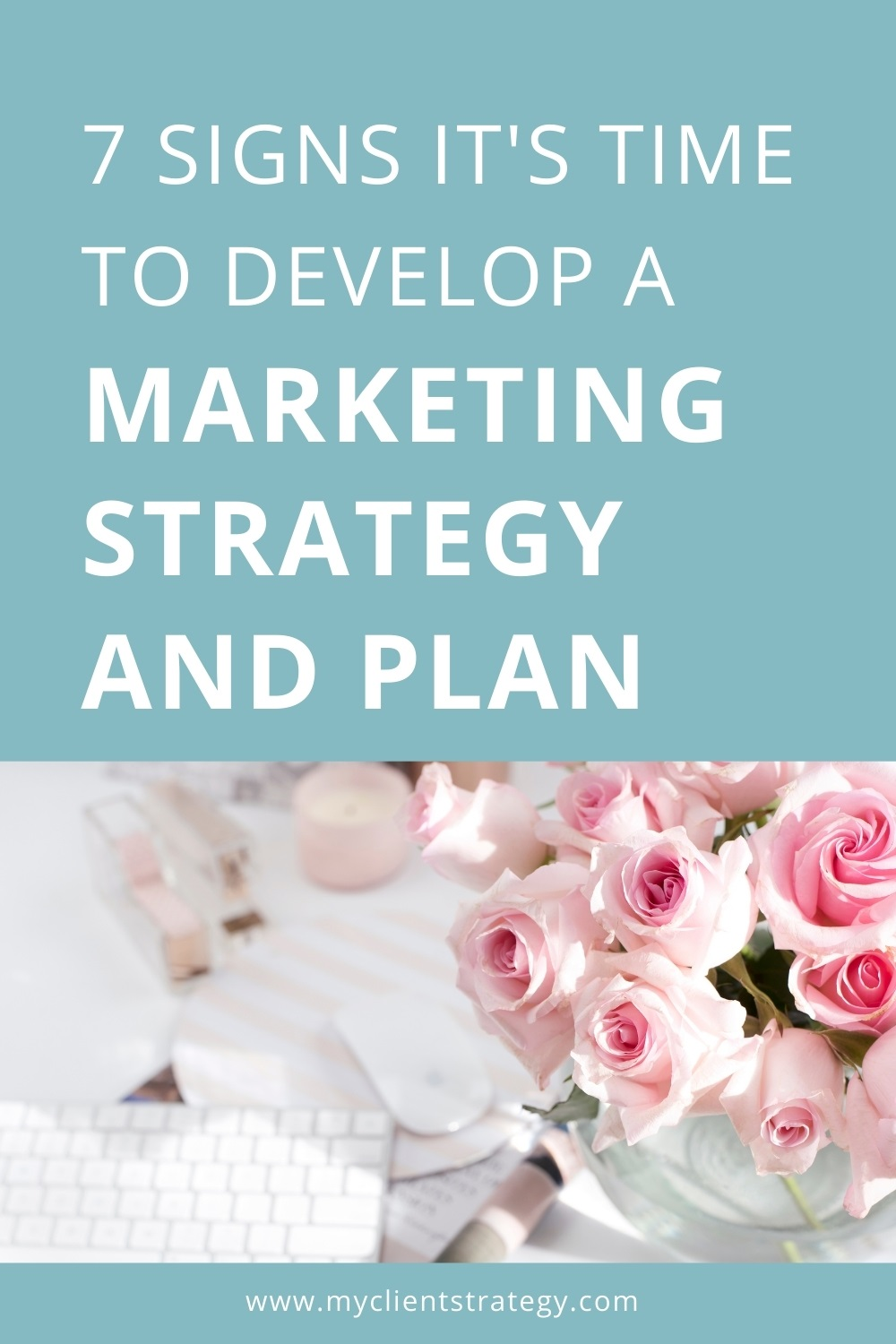 7 signs its time to develop a marketing strategy and plan