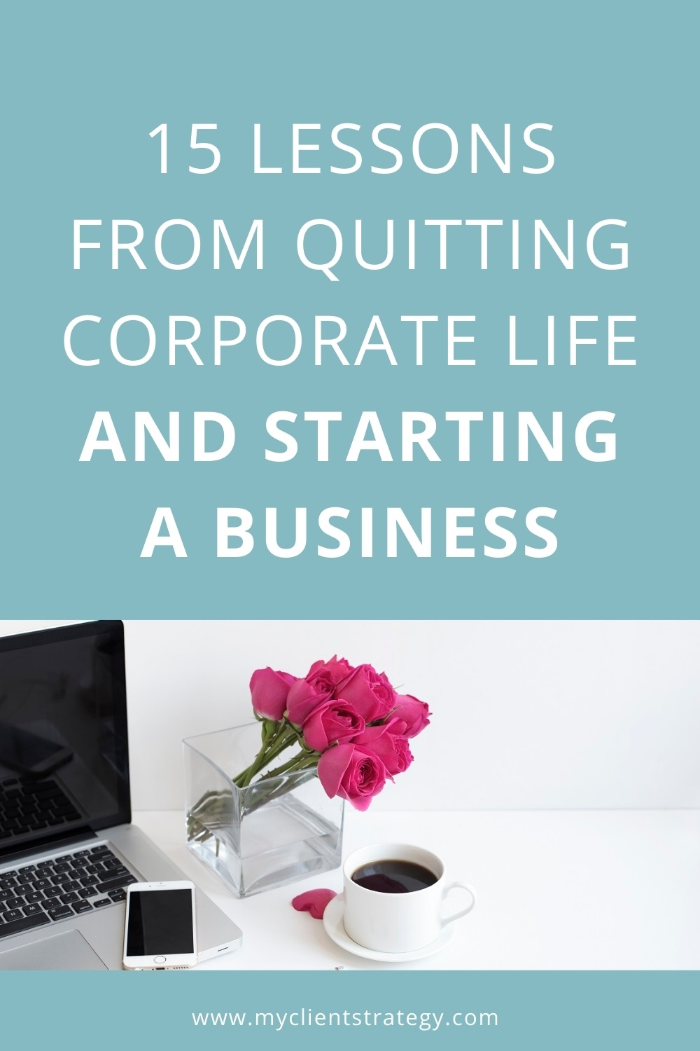 lessons from quitting corporate life and starting a business
